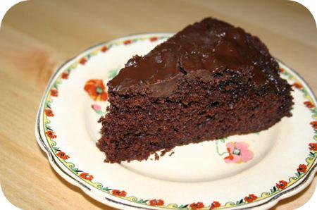 Bijna Sacher Torte
