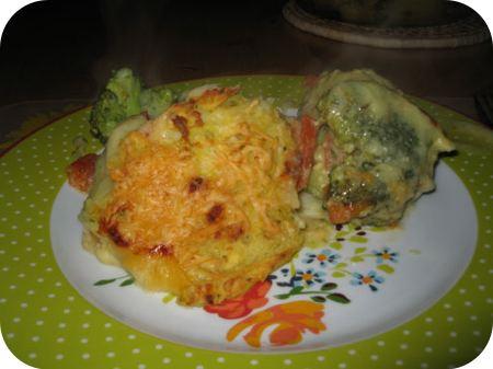 Broccoli Ovendagschotel