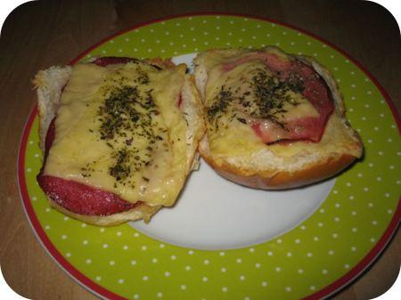 Geroosterde Broodjes