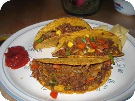 Mexicaanse Taco's