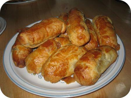 Frikandelbroodjes