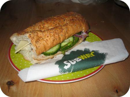 Subway in Veenendaal