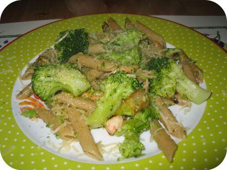 Penne met Broccoli