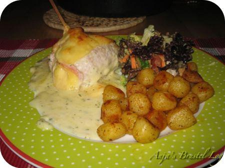 Allgauer Schnitzel-rollchen