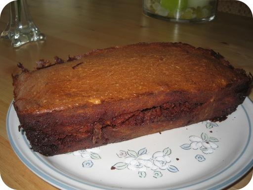 Chocolade Caramel Cake