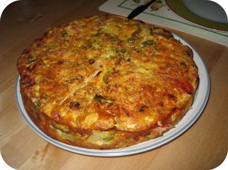 Macaronitaart