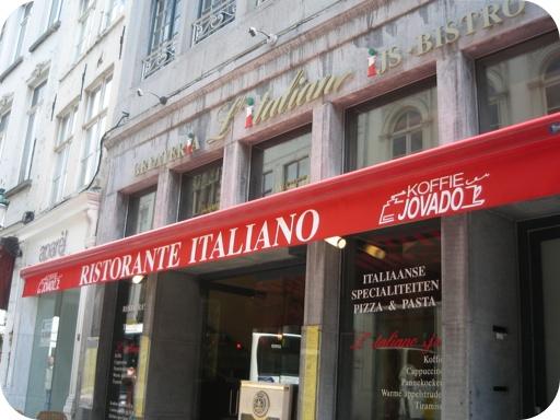 Ristorante L'Italiano - Brugge