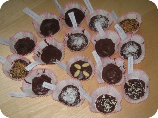melkchocolaatjes