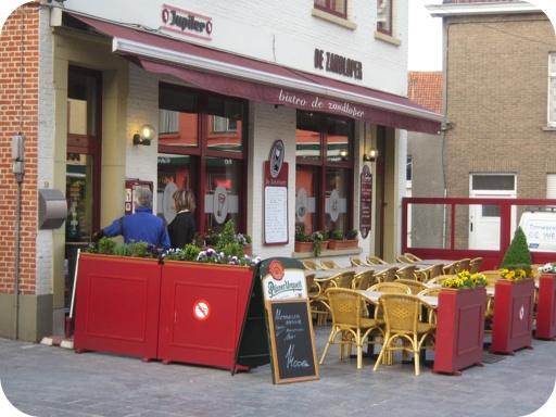 Bistro de Zandloper - Brugge