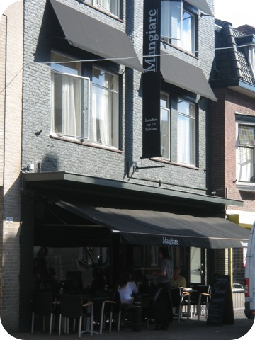 Trattoria Mangiare in Eindhoven