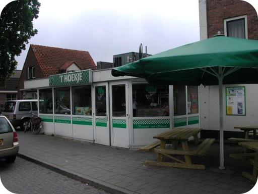 Snackbar 't Hoekje - Ede