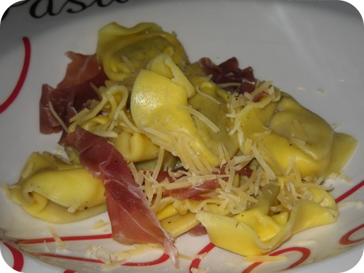 Tortellini Salade met Tijm en Citroen