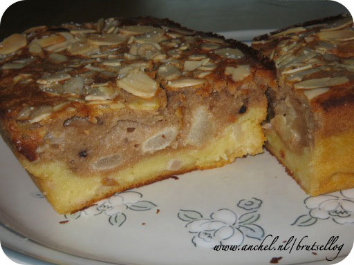 Chocolade Perencake