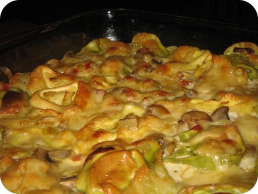 Tortellini uit de Oven