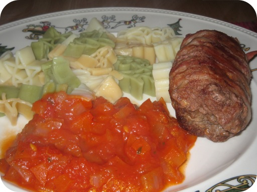 Italiaans Vleesrolletje