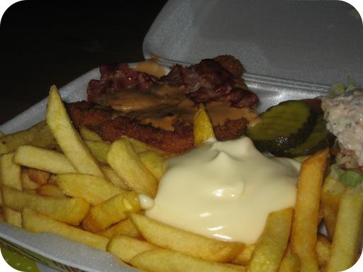 Schnitzel menu de Boulevard