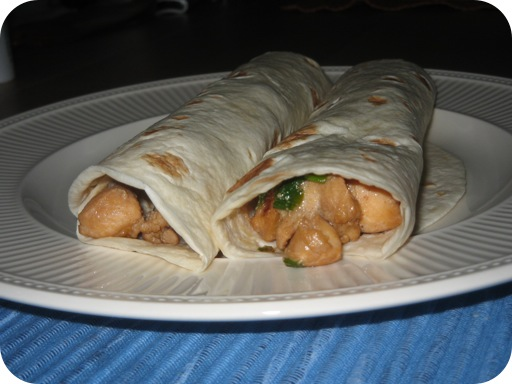 Chinese Wraps