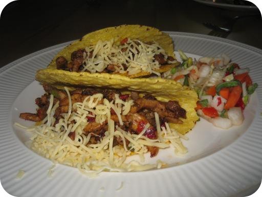 Taco's met Gyrosreepjes