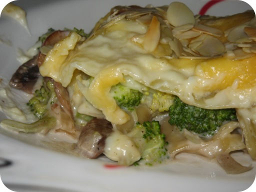 Broccoli Lasagne