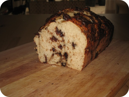 Banaan-Chocolade Brood