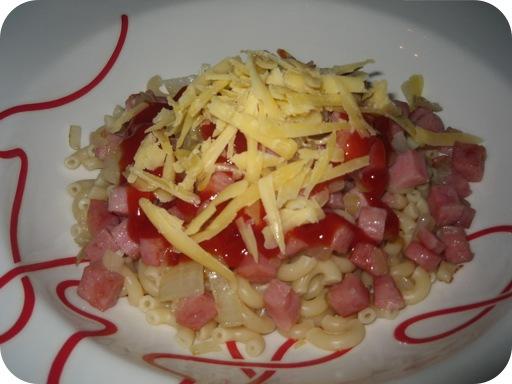 Simpele Macaroni