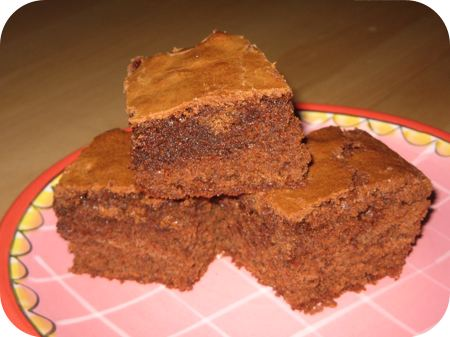 Speculaas Brownies