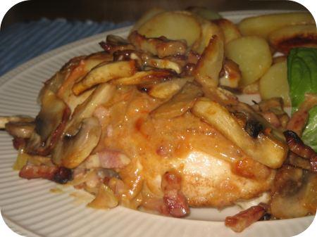 Kipfilet uit de Oven