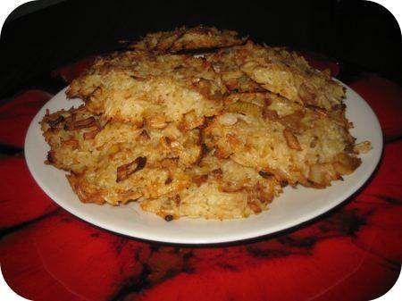 Rijstkoekjes