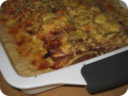 Orloff - Rollade met Ham en Kaas