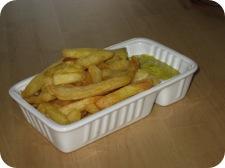 frites van de actifry