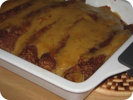Pannenkoeken met Ham en Kaas Speciaal