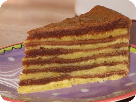 Chocolade Spekkoek