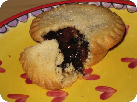 mince pies luxury deep filled