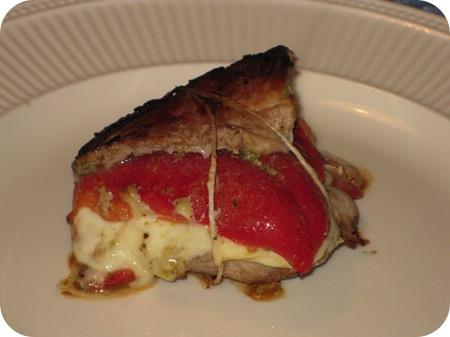 Italiaans Gevulde Schnitzel