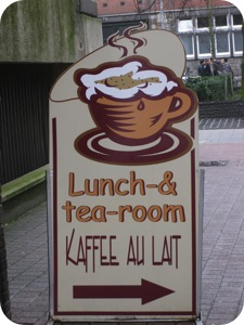 kaffee au lait lunchroom hasselt
