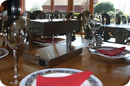 Chalet Gruyere - Menen raclette