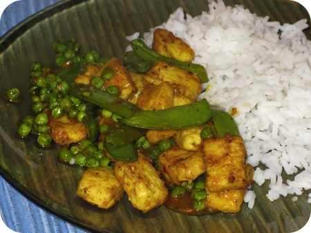 Valess Ready to Wok 'Bombay Curry'