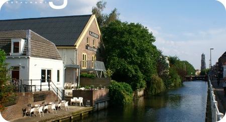 Restaurant Blij - Utrecht