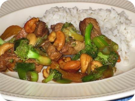 Rijst met Broccoli