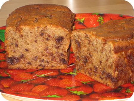 Banaan Butterscotch Cake