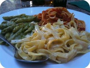 Da Gigi Ristorante Italiano - gran miso di pasta