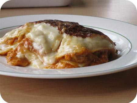 Lidl Lasagne