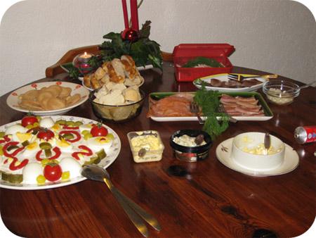 Nieuwjaarsbuffet