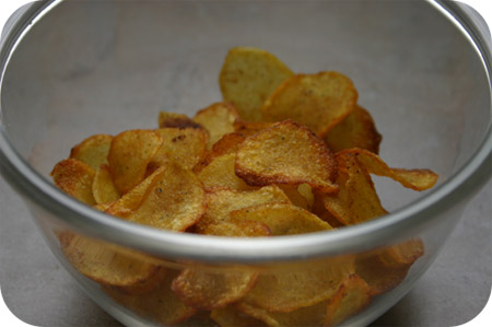 Oven Chips