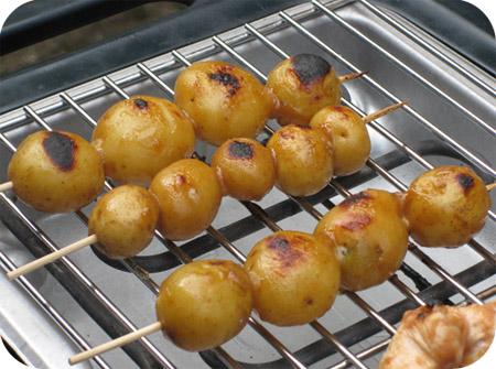 Geroosterde Honing-Mosterd Aardappeltjes