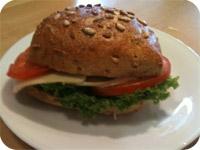 Busch Kleve broodje kaas