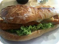 Busch - Kleve broodje kipschnitzel