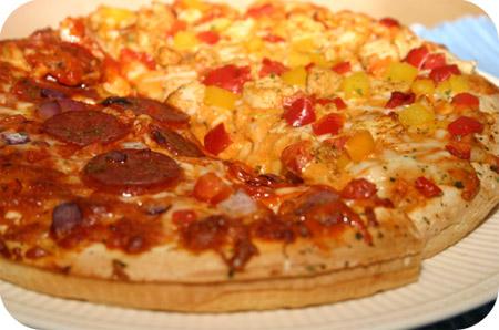 C1000 American Pizza's