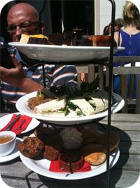 High Tea van 't Feithhuis in Groningen