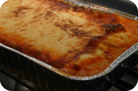 C1000 Lasagne Bolognese